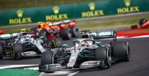 GP Wielkiej Brytanii - wyścig: Hamilton ograł Bottasa