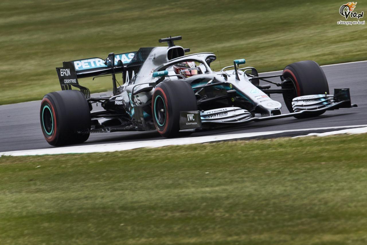 GP W�gier - 1. trening: Najlepszy czas Hamiltona