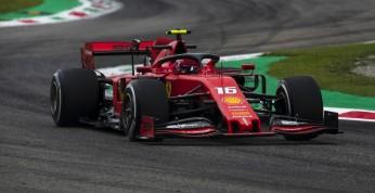 GP Włoch - kwalifikacje: Leclerc zdobywa pole position w...