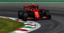 GP Włoch - wyścig: Leclerc bisuje