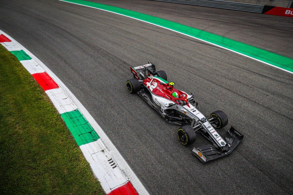 GP W�och - 3. trening: Przebudzenie Vettela