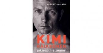 Biografia Raikkonena najlepiej sprzedającą się książką w...