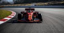 Testy F1 przed sezonem 2019 - Vettel dominuje na początku