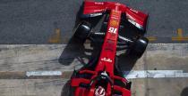 Ferrari pół sekundy szybsze od Mercedesa?