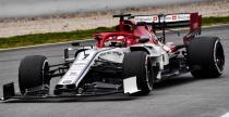 Alfa Romeo szykuje na GP Bahrajnu skorygowane poprawki z zimowych testów