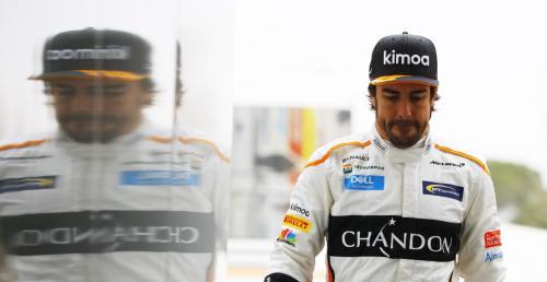 Alonso: GP Australii najgorszym wyścigiem dla McLarena