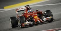 GP Singapuru - 1. trening: Alonso przed Mercedesami