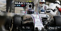 Williams ma problem z pit-stopami