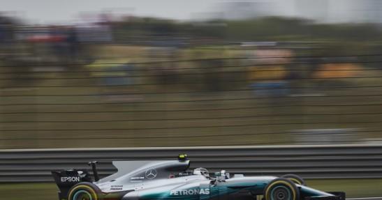 Mercedes modyfikuje cały silnik w F1 na sezon 2018