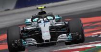 Bottas wolniejszy od Hamiltona w tym sezonie tylko o 0,059 sekundy