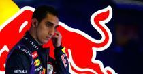 Buemi pozostaje rezerwowym Red Bulla