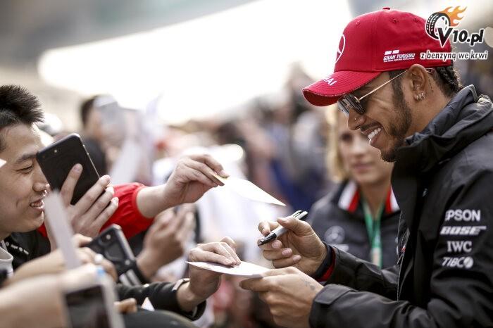 GP Niemiec - kwalifikacje: Zwyci�stwo Hamiltona, katastrofa Ferrari