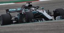 GP USA - kwalifikacje: Hamilton minimalnie pokonuje duet Ferrari