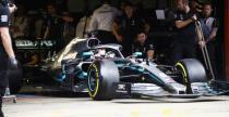 GP Monako - 1. trening: Hamilton z minimalną przewagą, Kubica się obrócił