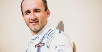 Kubica oficjalnie kierowcą rezerwowym Williamsa