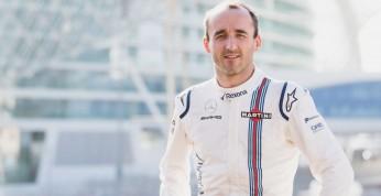 Kubica: Celem numer jeden pozostaje wznowienie startów w F1