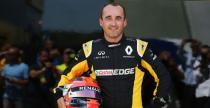 Kubica chce być kandydatem nie tylko na kierowcę Renault