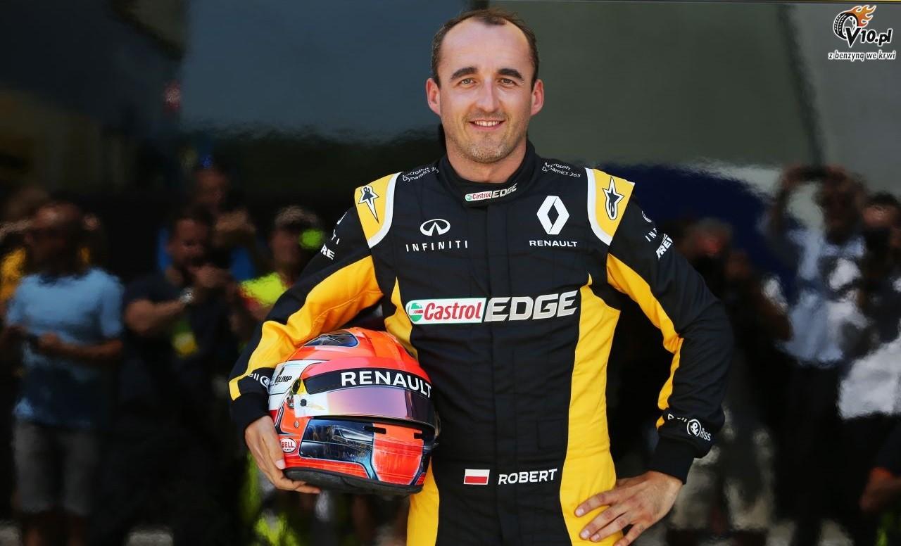 Pirelli nawo�uje, aby da� Kubicy wi�cej czasu za kierownic�