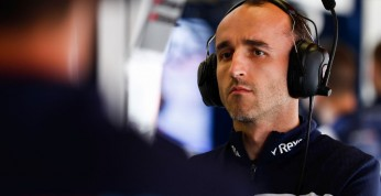 Lowe: Za pierwszym razem Kubica nie był w stanie pokazać...