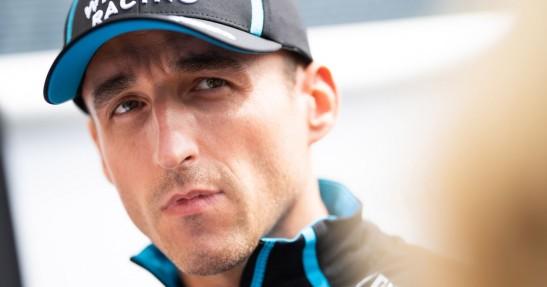 GP Belgii - 3. trening: Ferrari nie oddaje pola, wypadek Hamiltona
