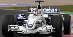 Kubica w 2006 roku pokonał Villeneuve'a na testach?