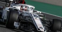 Leclerc wszedł do Q3 mimo problemu z bolidem