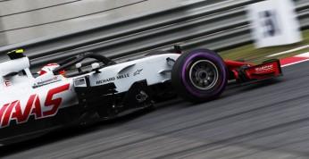 Magnussen odżył w Haasie po