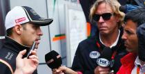 Maldonado: Utrata miejsca w F1 by�a jak grom z jasnego nieba