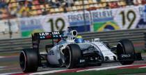 Massa nie widzia� linii do zatrzymania si� na polu startowym, Williams chce podnie�� mu fotel