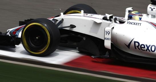 Bolid Williamsa w Formule 1