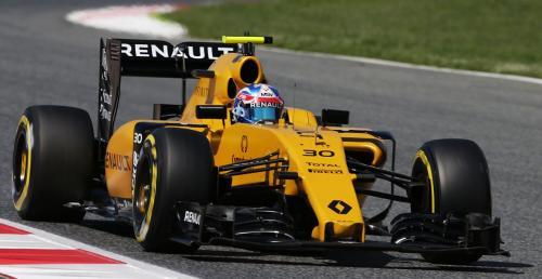 Nowy bolid Renault - jest data prezentacji