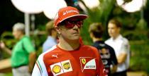Raikkonen spokojny o nowy bolid Ferrari