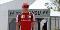 Raikkonen ma pretensje o brak kary dla Ricciardo