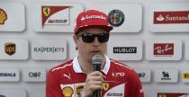 Raikkonen zapewnia o dobrych stosunkach z prezesem Ferrari