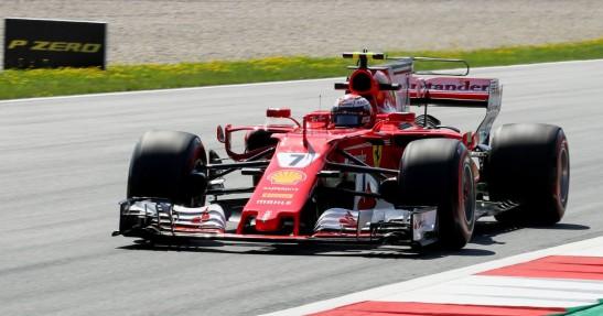 Raikkonen będzie miał nowego inżyniera wyścigowego