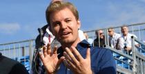 Rosberg: Może Formuła 1 i Formuła E się połączą