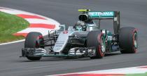 GP Austrii - 2. trening: Rosberg i deszcz
