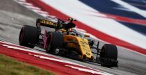 Sainz Jr uradowany swoją szybkością w Renault