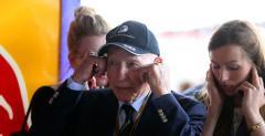 John Surtees odznaczony po raz trzeci przez Królową Elżbietę II