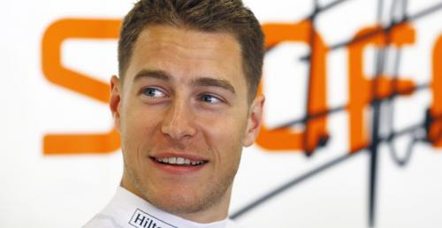 Vandoorne utrzymał fotel w McLaren-Honda na sezon 2018