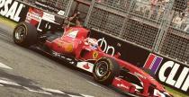 Vergne dosiad� bolid Ferrari w Australii (wideo)