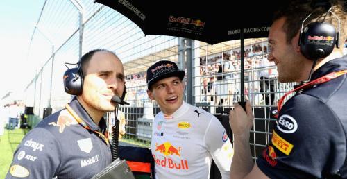 Verstappen pozytywnie zaskoczony konkurencyjnością Red Bulla w wyścigu