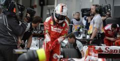Rewolucja techniczna w F1 da przewagę Vettelowi wg Villeneuve'a