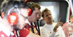 Testy F1 po GP Bahrajnu
