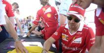 Vettel pewny dorównywania Mercedesowi w wyścigu