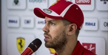 Vettel nie zgadza się z karą