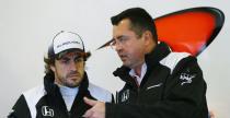 Alonso chwalony za GPS w g�owie