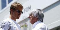 Ecclestone wyrozumiały dla odejścia Rosberga z F1