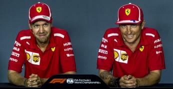 GP USA - 3. trening: Ferrari wyprzedziło Hamiltona na suchym torze