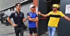 Ricciardo boi się transferu do Renault